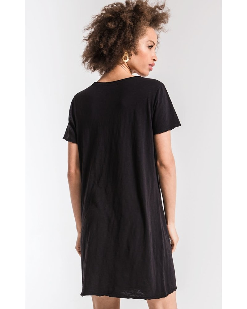 Z Supply The Paige Tee Shirt Dress