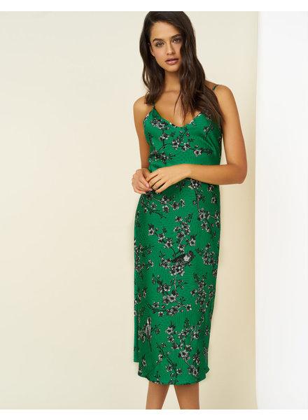 Hutch Sierra Bias Cut Slip Dress