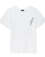 Rails Davie White Lightning T-Shirt