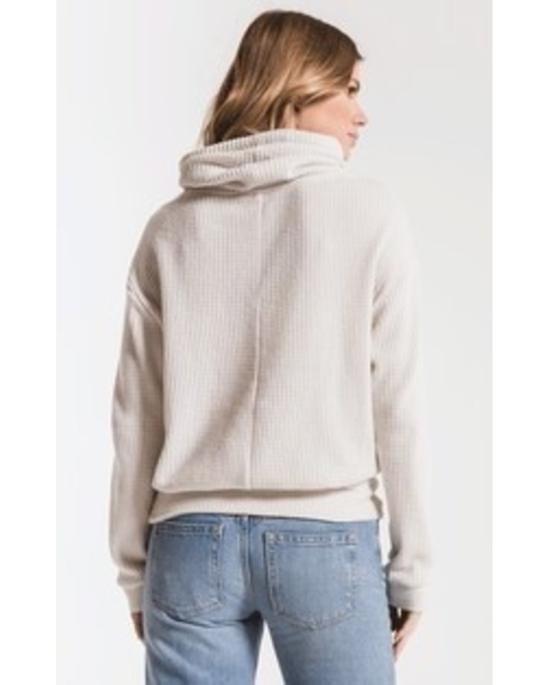 Z Supply Cowl NK Waffle Thermal Top