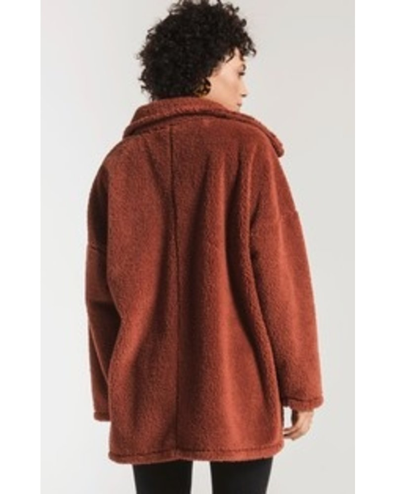 Z Supply The Sherpa Teddy Bear Coat