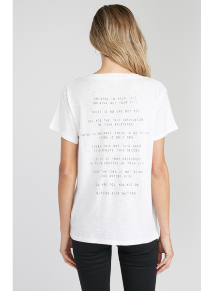 CHRLDR Nothing Else V-Neck Shirt