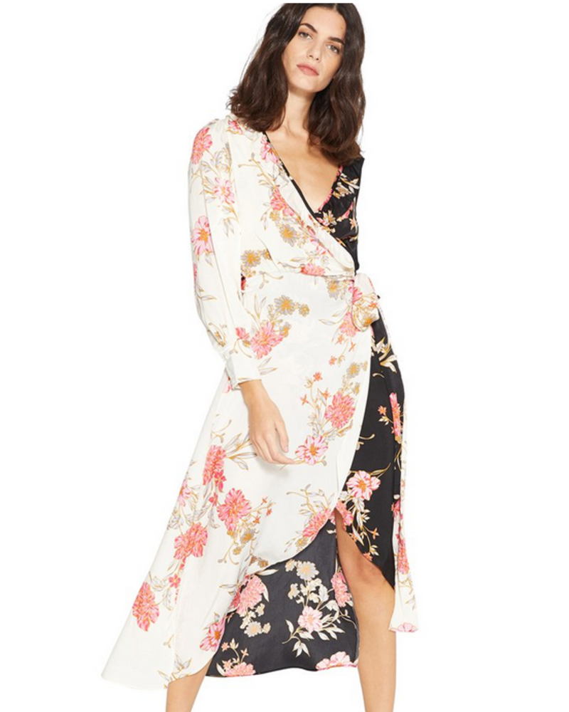 Misa Tabitha Wrap Dress