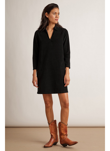 Velvet Lana 3/4 Sleeve Shirt Dress