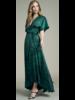 Hutch Gemma Hi Lo Wrap Dress