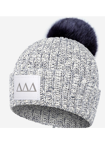 Love Your Melon Greek Pom Beanie