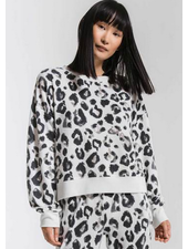 Z Supply The Amur Leopard L/S Top