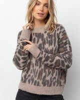 Rails Lana Spotted Hazel Sweater