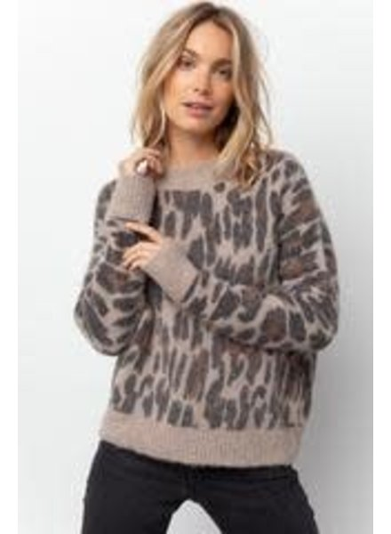 Rails Lana Spotted Hazel Sweater