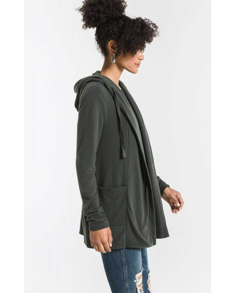 Z Supply The Thermal Lined Soft Spun Cardigan