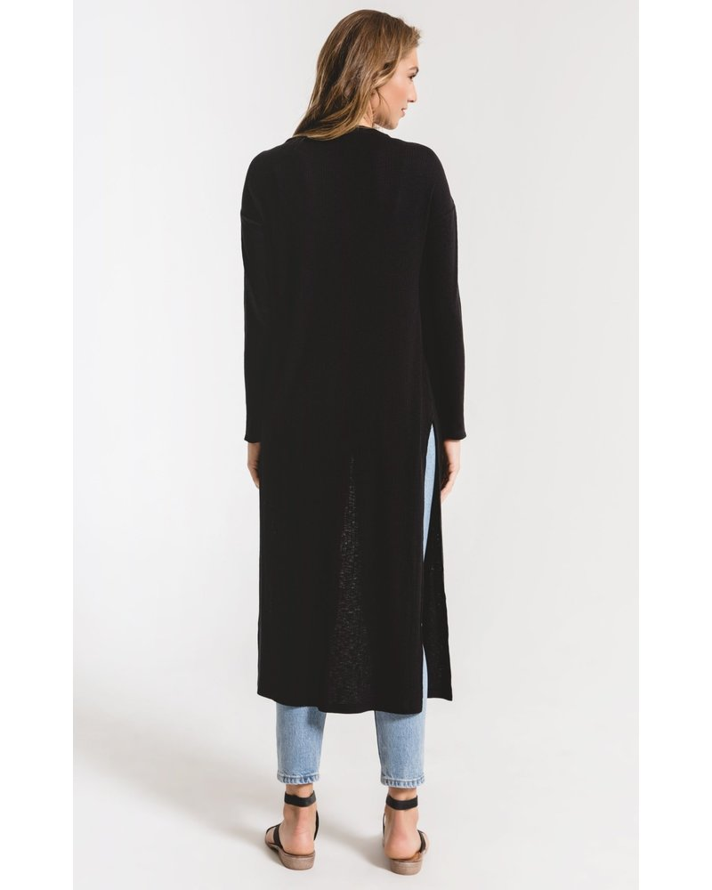 Z Supply The Textured Rib Dister Cardigan