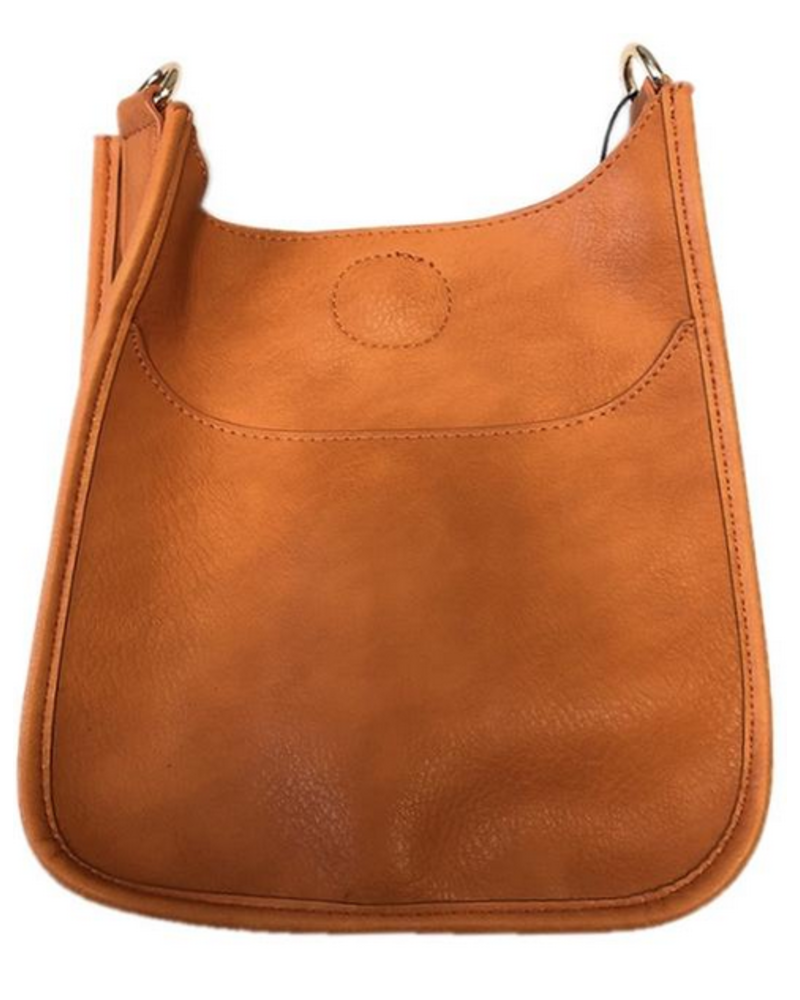 Ahdorned Mix and Match Mini Messenger Bag (No Strap)