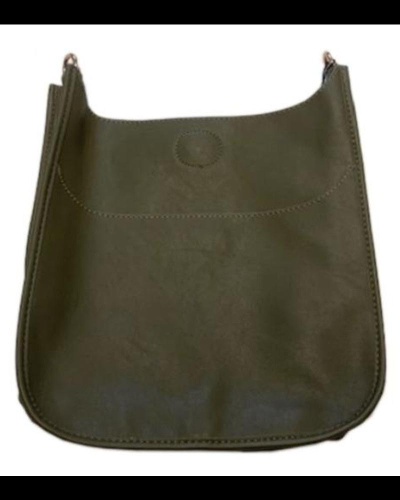 Ahdorned Mix and Match Messenger Bag (No Strap)