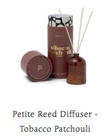 Paddywax Petite Reed Diffuser