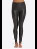 Spanx Faux Leather Stripe Legging