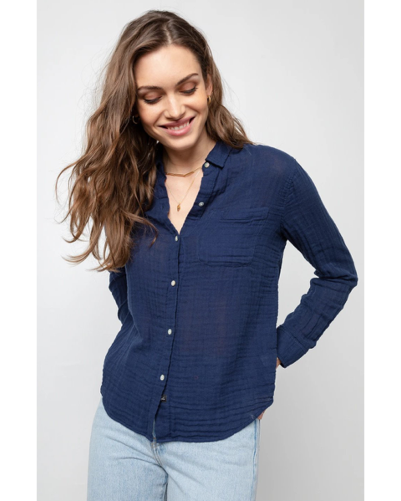 Rails Ellis Button Down Blouse