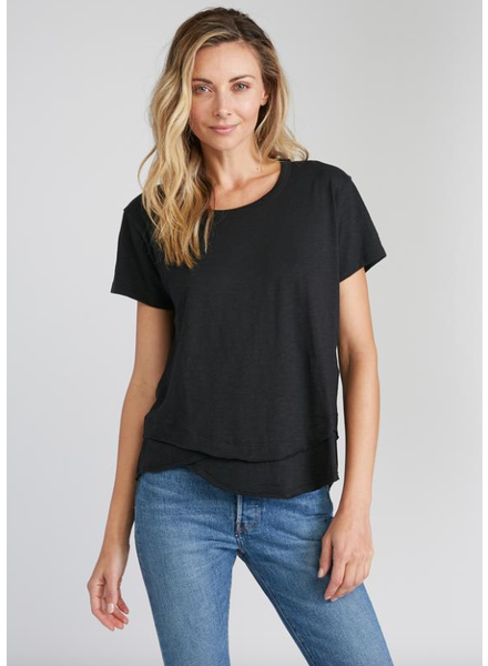 CHRLDR Ava Mock Layer T-Shirt