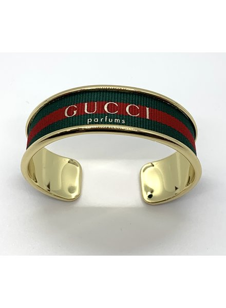 Fornash Ribbon Cuff- Gucci