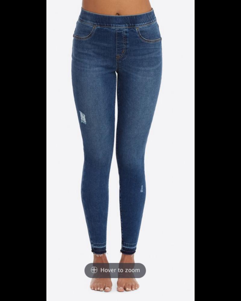 Spanx Distressed Skinny Jean