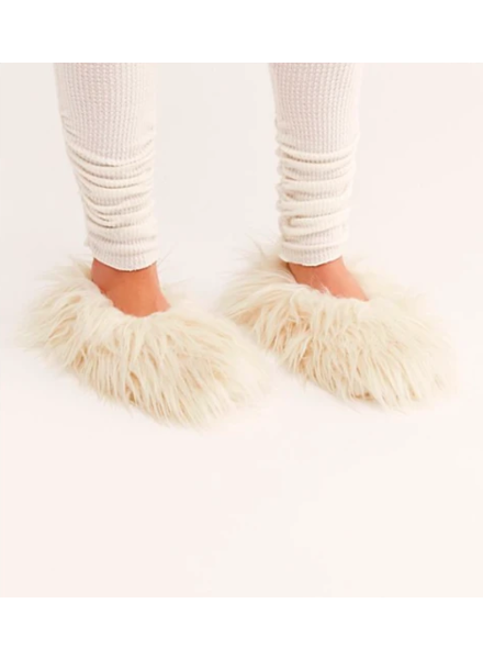 Pantuss Ballerina Aromatherapy Slippers Long Hair