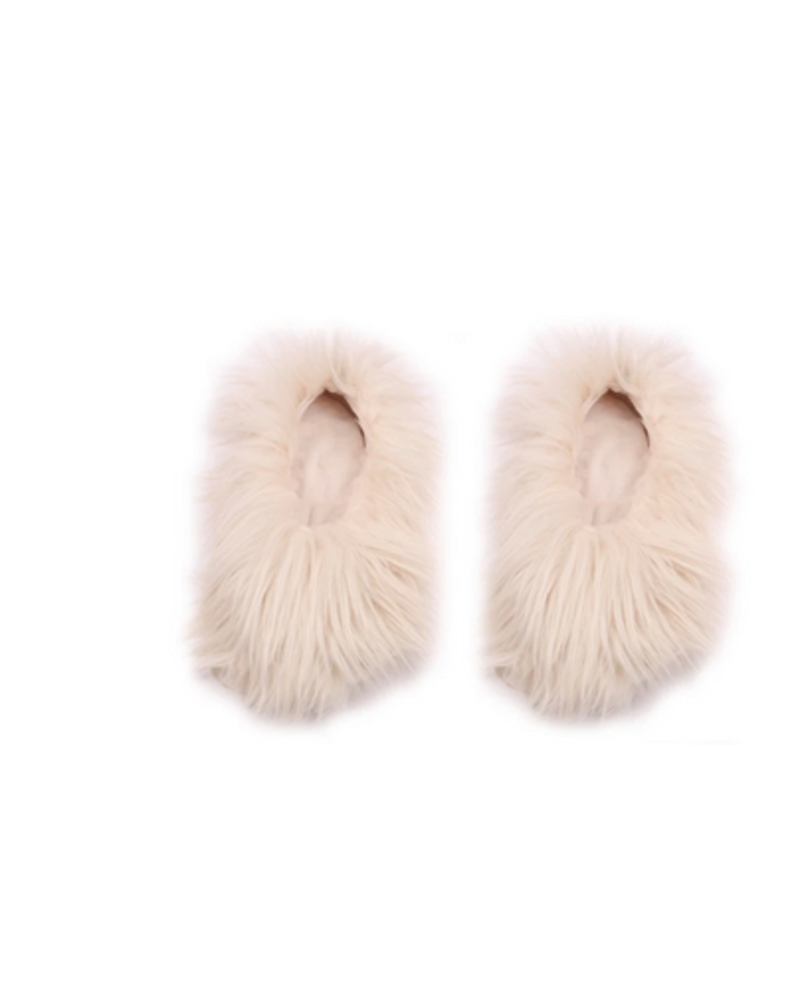 Pantuss Ballerina Aromatherapy Slippers Long Hair