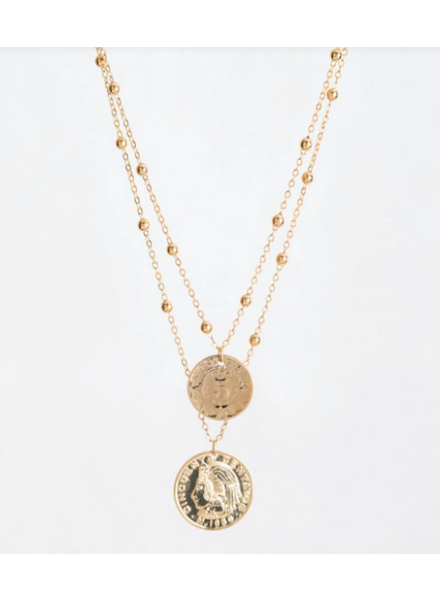 Daniel Espinosa Memorias Necklace 346414