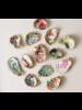 Grit & Grace Studio Decoupage Oyster Jewelry Dish