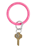 O Venture Big O Confetti Key Ring- Tickled Pink