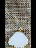 Mare Sole Amore Scallop Shell Necklace