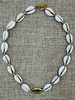 Mare Sole Amore Cowrie Choker