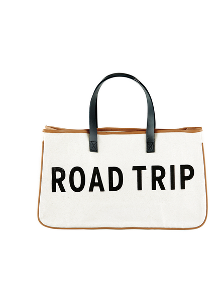Santa Barbara design Canvas Road Trip Tote