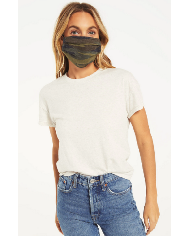 Z Supply Camo Reusable Face Mask - 2 Pack