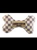 Haute Diggity Dog Checker Chewy Vuiton Bone