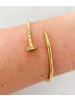 Alv Jewels Nail Cuff Bracelet