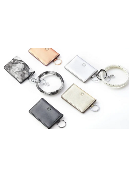 O Venture Ossential Leather ID Case