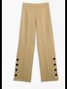 Vilagallo Mikaela Trouser - Camel Knit