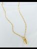 Alv Jewels Starburst Lock Necklace