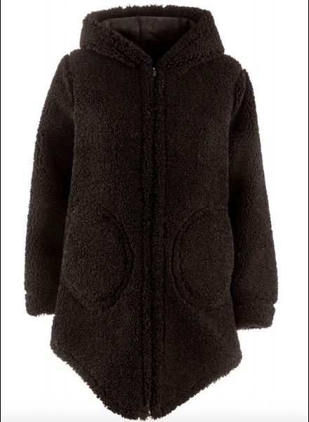Alex Max Reversible Shearling Coat