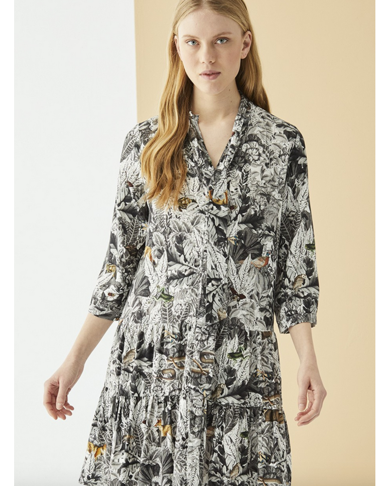 Vilagallo Georgette Dress