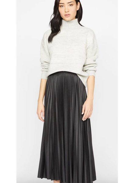 Sanctuary Top Secret Pleated Midi Skirt