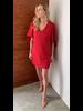 Anna Cate Meredith Dress Animal Jacquard