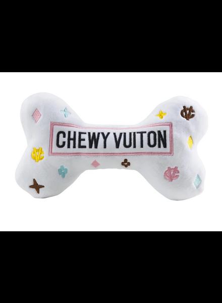 Haute Diggity Dog White Chewy Vuiton Bone XL