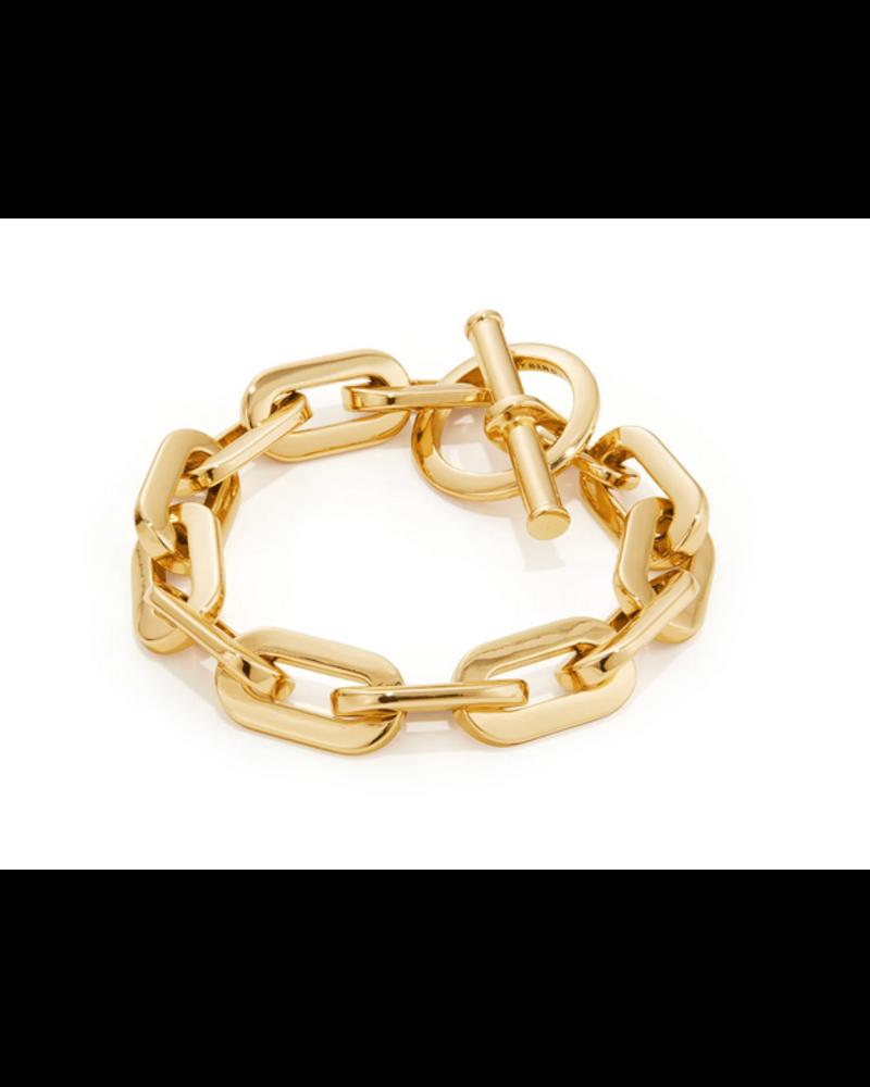 Jennybird Toni Link Bracelet - Gold
