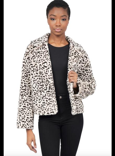 Love token Gio Coat Cheetah size Med