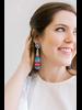 Allie Beads Beaded Earrings
