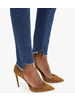 Mother The Looker Two Step Ankle Fray