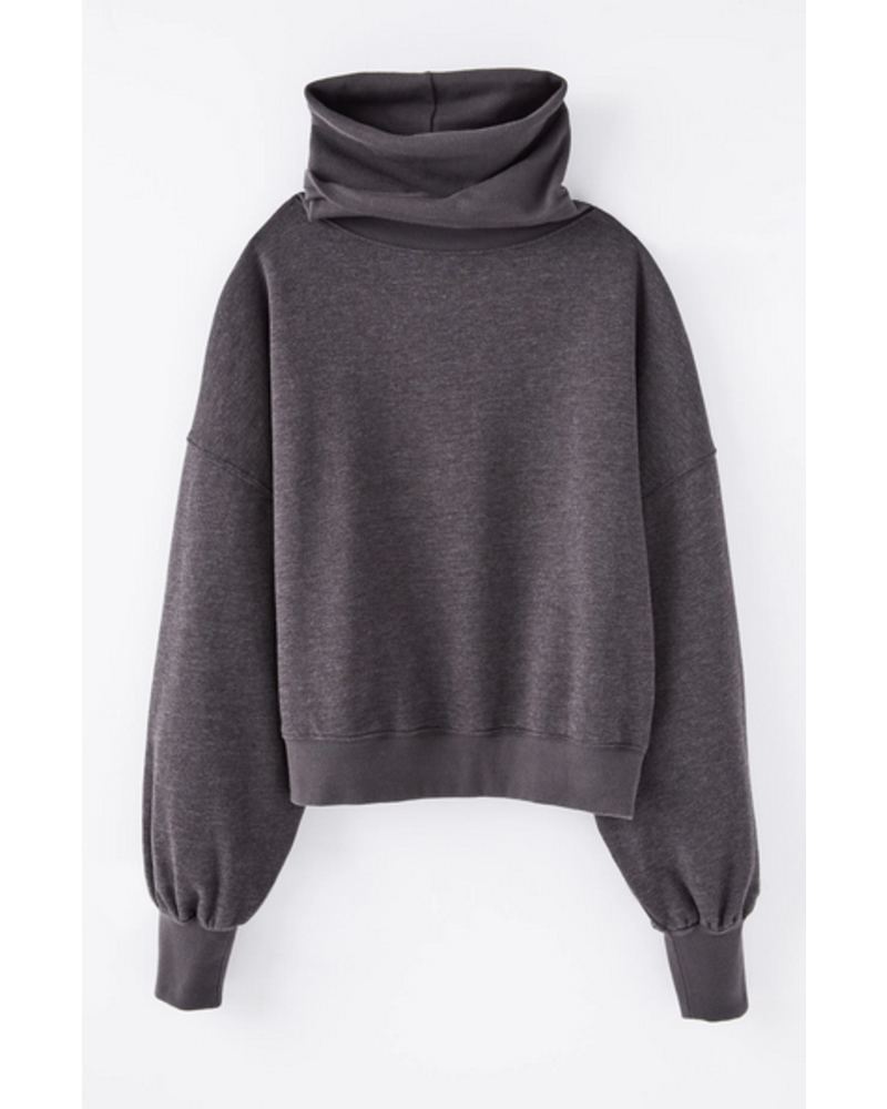Z Supply Ellis Mock Pullover