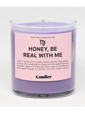 Candier Virgo - Honey, be real with me