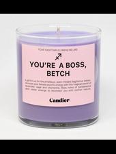 Candier Sagittarius - You'r a boss, betch