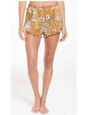 Z Supply Date Night Floral Shorts